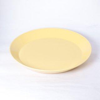ARABIA teema yellow 25.5cm plate アラビア ティーマイエロー 25.5cmプレート
