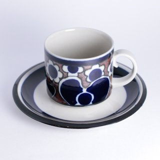 ARABIA saara coffee C&S アラビア サーラ コーヒーカップ&ソーサー