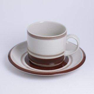ARABIA  prtti coffee C&S アラビア ピルティ カップ&ソーサー