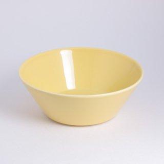 ARABIA teema yellow 14.5� bowl アラビア ティーマイエロー ボウル