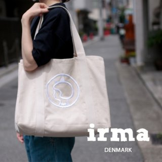 irma エコバッグ キャンバストートバッグ<img class='new_mark_img2' src='https://img.shop-pro.jp/img/new/icons55.gif' style='border:none;display:inline;margin:0px;padding:0px;width:auto;' />