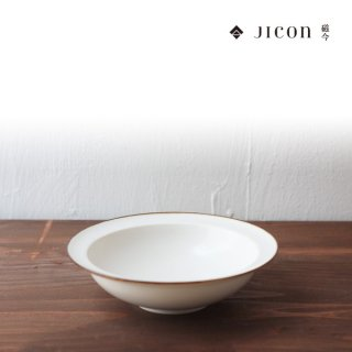 jicon 浅リムスープ皿 小 大治将典