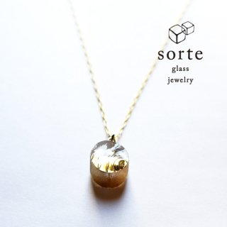sorte glass jewelry ネックレス