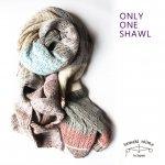 tamaki niime 玉木新雌 only one shawl ウール/コットン