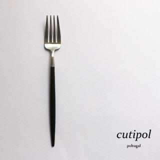 cutipol dessart fork クチポール デザートフォーク black