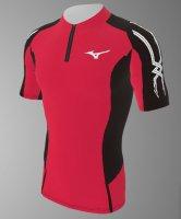 【作成中4月末納期】Spu62(上) MIZUNOレーシングシャツ赤黒2次募集