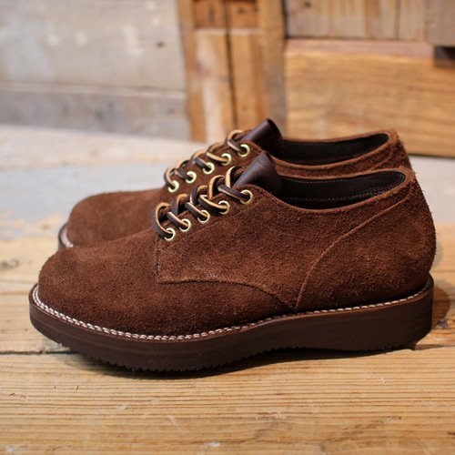 VIBERG BOOT * Old Oxford  Brown Mocha Rough out