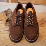 VIBERG BOOT 145 Old Oxford  Brown Mocha Rough out