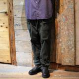 alk phenix��karu cargo pants/garment dye��Dark green