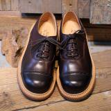 QUILP SHOES Multi Tone Oxford Brown