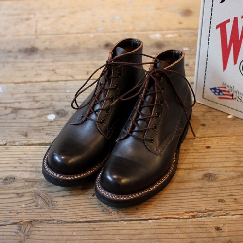 * ※Order※ White's Boots Semi-Dress Dress Brown