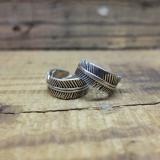 Michael Montoya * Feather Ring