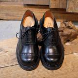 QUILP SHOES Oxford Shoe Black Box Calf -UNCLE SAM Special-