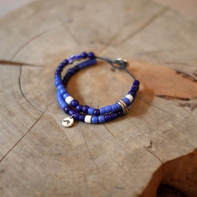 SCOSHA * Wave Bracelet -UNCLE SAM Special-
