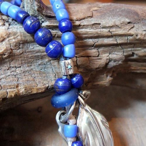 SCOSHA * Feather Element Necklace