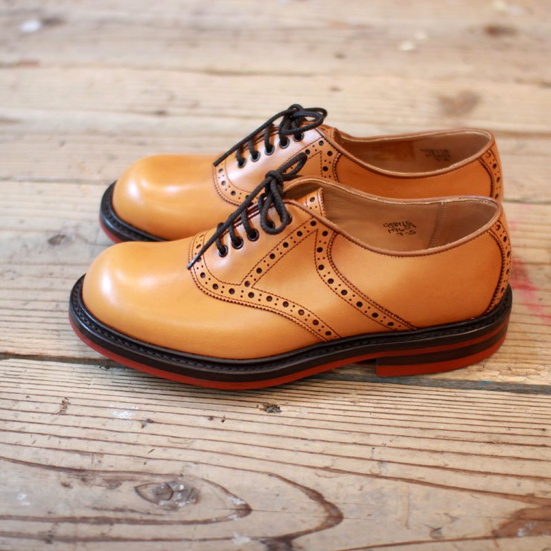 Quilp by Tricker's * Saddle shoe -UNCLE SAM Special-