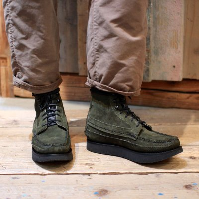 YUKETEN * Maine Guide DB Rocker Boots
