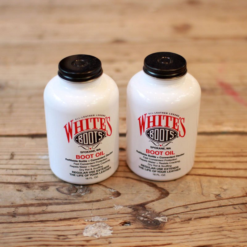 White's Boots * BOOT OIL