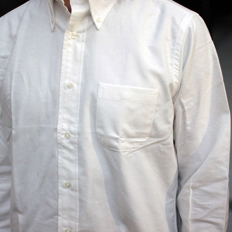 INDIVIDUALIZED SHIRTS  * Regatta Oxford B.D White  -Standard Fit-