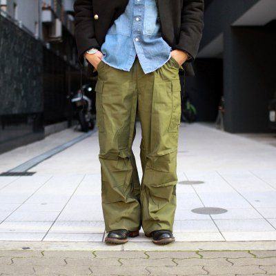 U.S. ARMY  * M-65 Field Trousers