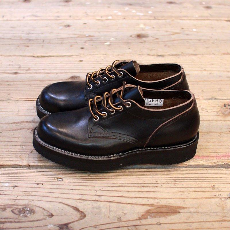 VIBERG BOOT * Old Oxford  Chromexcel Black