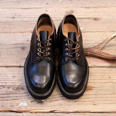 VIBERG BOOT * Old Oxford  Chromexcel Black