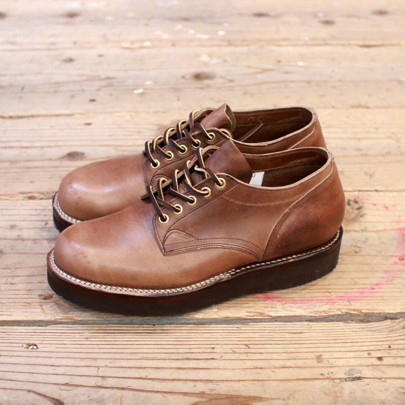 VIBERG BOOT * Old Oxford  Chromexcel Natural