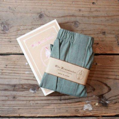 Olde Homesteader * OLDE COVERT CHAMBRAY / Green