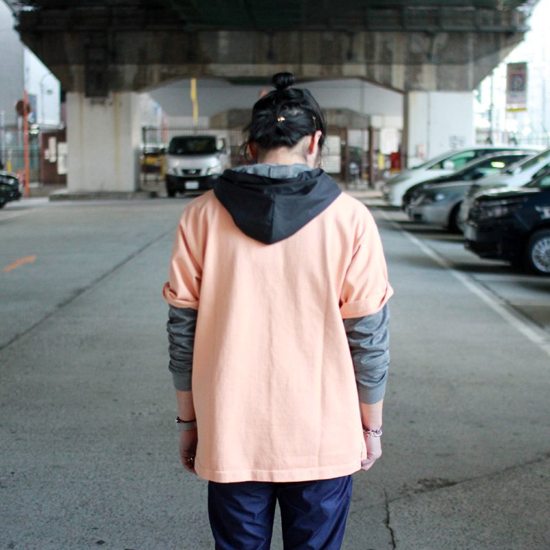 blurhms ROOTSTOCK * Heavyweight&Soft Loose Fit Boat-Neck / 3 colors