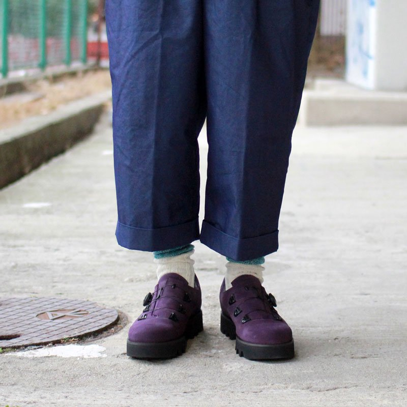 SPECTUS SHOE CO. * GROCKER Violet