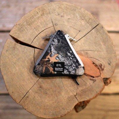 EYL * Coin Case / Backwoods Camo - (A)