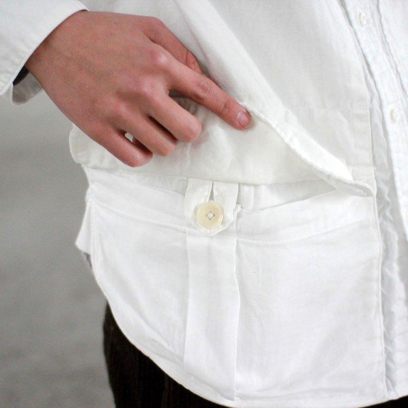 FUNSET OF ART * ホワイト ハンターハーマン ワークシャツ