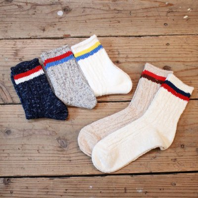 LE MONDE * Hemp Socks / Line Cable