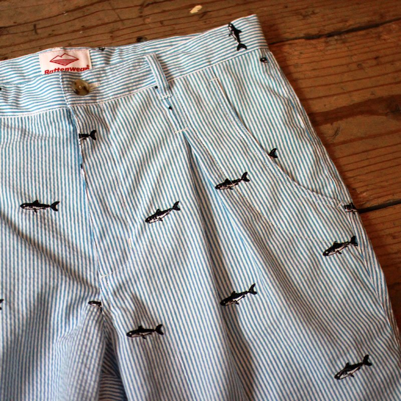 Battenwear * Dock Shorts Shark