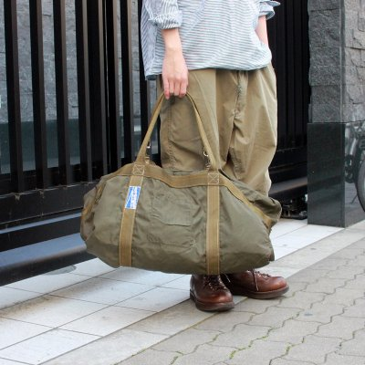 USED * French air force paratrooper bag