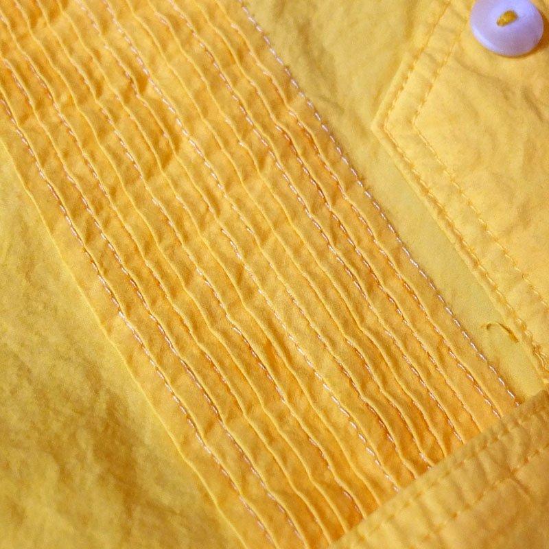 Quilp * Valdes -Cuban Shirt- / Yellow