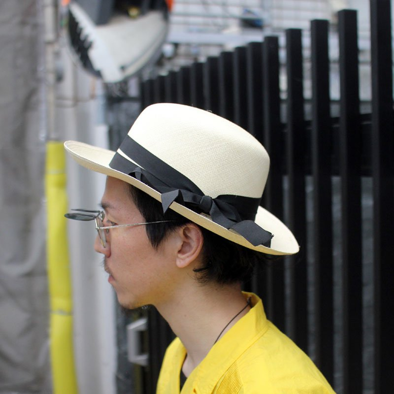 Quilp × LOCK&Co. Hatters * Rollable Panama Hat