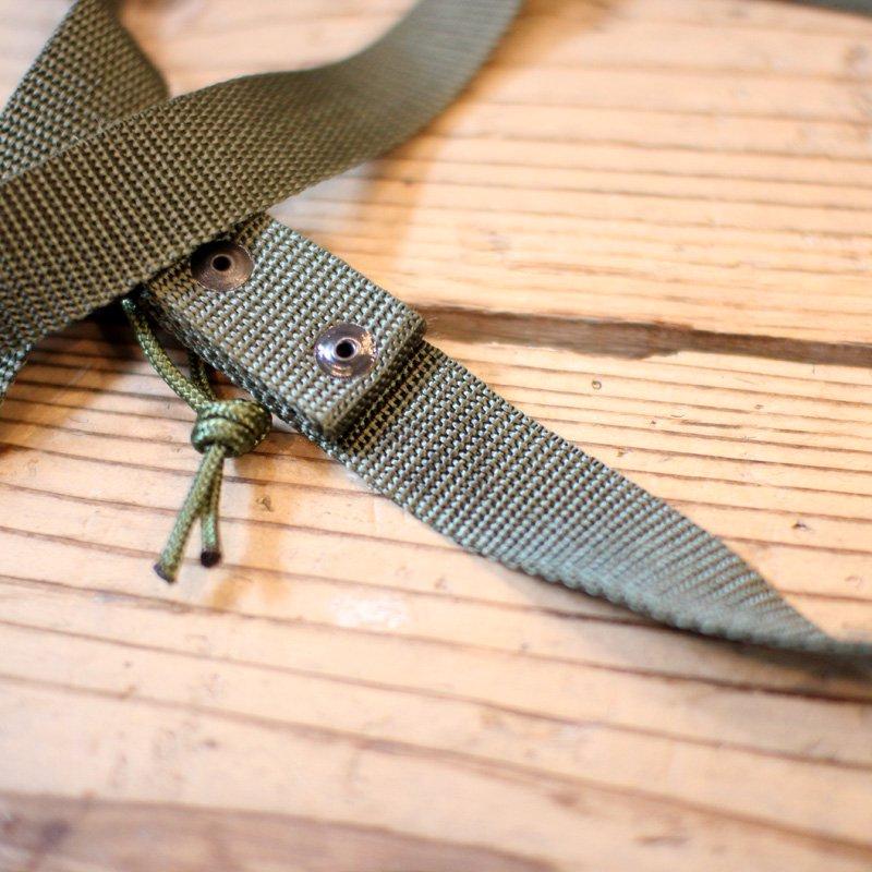 DEADSTOCK * UK ARMY SAS / Nylon Belt