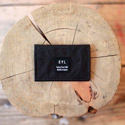 EYL * Card Case / X-PAC Black