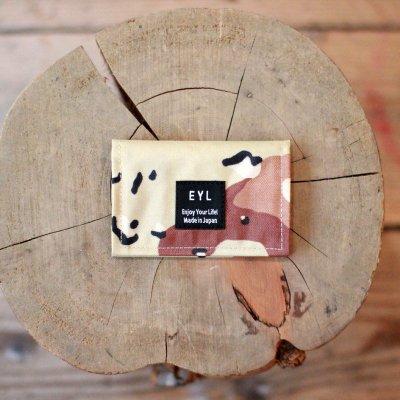EYL * Card Case / Desert Camo