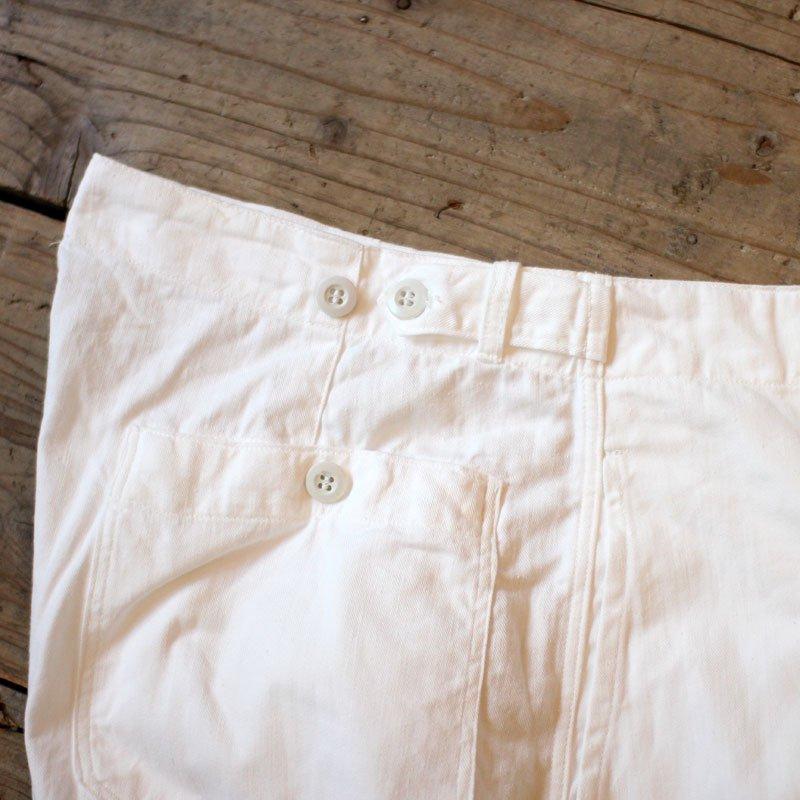 DEADSTOCK * Czech Army / Wide Work Trousers