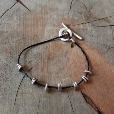Jill Platner * Now or never Bracelet