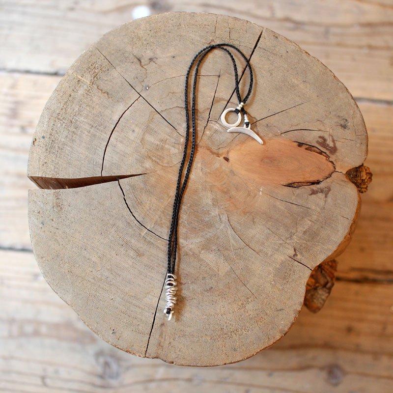 Jill Platner * Birdbone Necklace