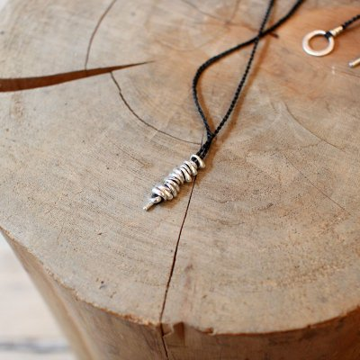 Jill Platner * Birdbone Necklace