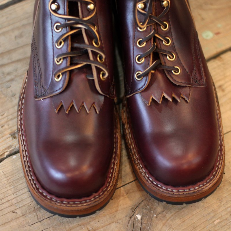 White's Boots * Smoke Jumper 8inch Burgundy
