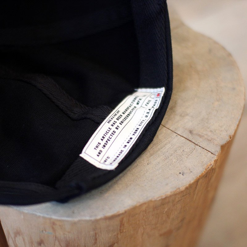 Knickerbocker MFG. * 6panel Cap
