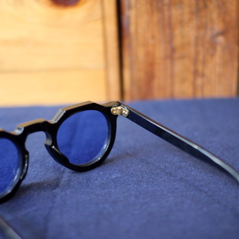 Lesca LUNETIER  -Vintage Collection- * Crown Panto / 8mm