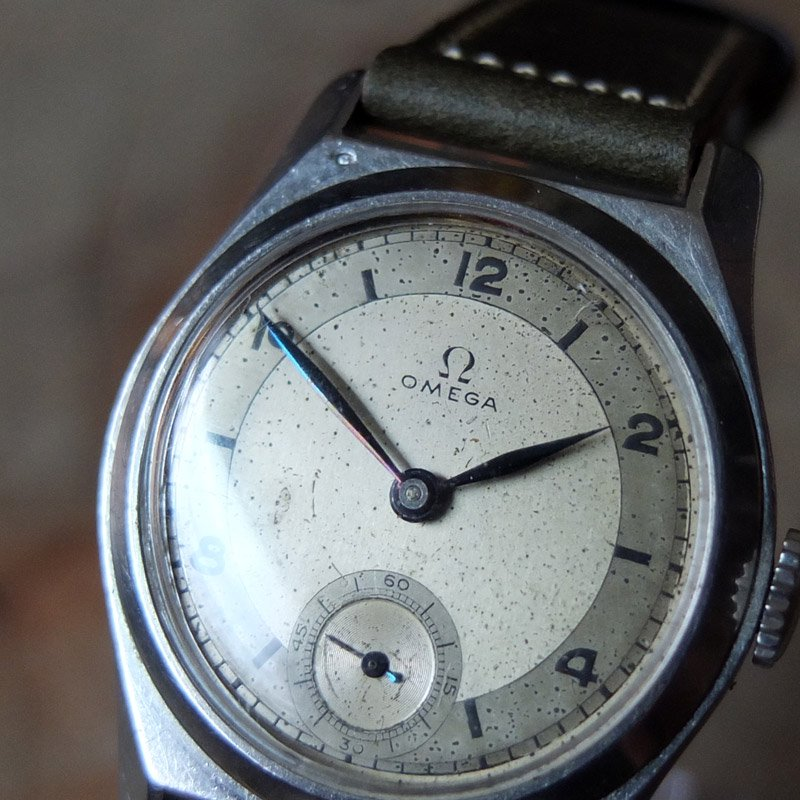 Vintage Watch * OMEGA / 30mm Caliber