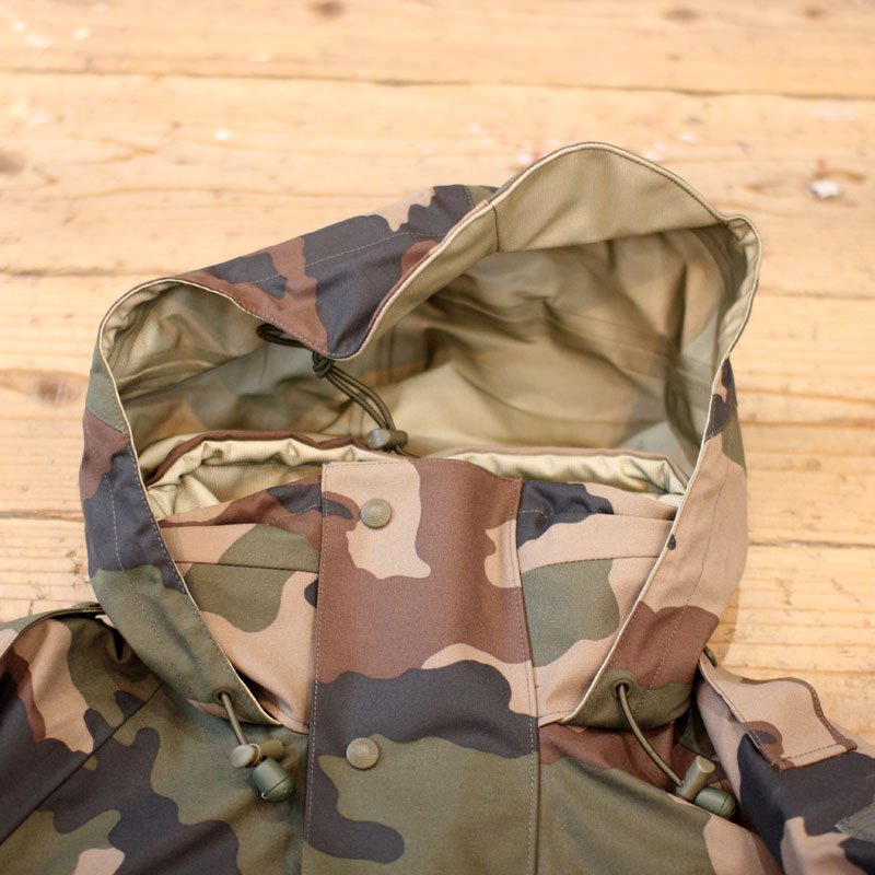 DEADSTOCK * French Army / Goretex Parka