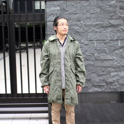 DEADSTOCK * U.S. ARMY / Night Desert Camo Parka